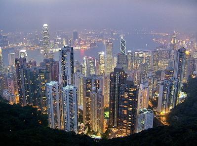 香港視察ツアー